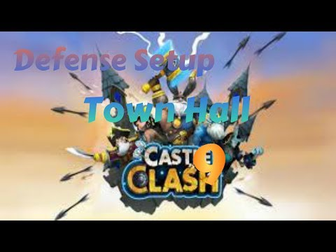 Defense Strategy For Town Hall Level 9: Castle Clash