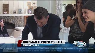 Former Wildcat Trevor Hoffman elected into the Hall of Fame