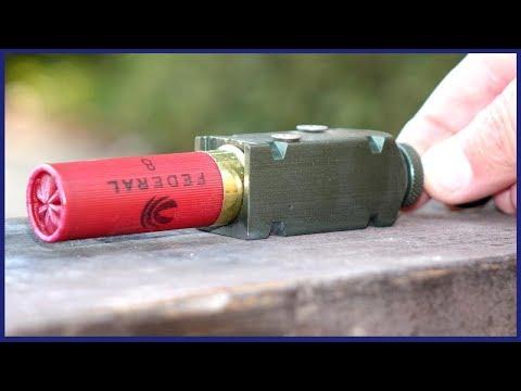 shotgun-shell-exploding-outside-a-gun---what-happens?