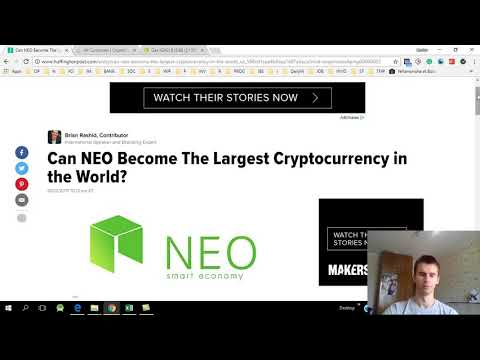 NEO The Next Big Cryptocurrency?