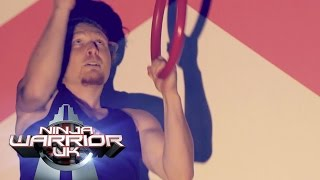 Return of the Shieff | Ninja Warrior UK