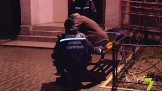 Во время пожара на поселке Котовского погибли женщина и четверо детей