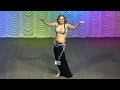 Алина Добролюбова ☀ Raks Sharki Belly Dance Solo FINAL Youth ☀ Ukrainian Oryantal Dans Championship