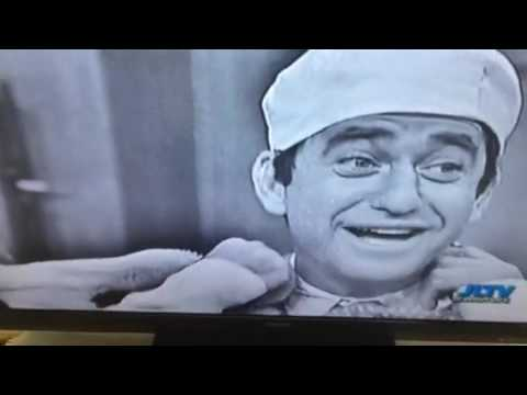 Classic Soupy Sales: Dr. Soupy helping White Fang because he is lonely and frustrated.