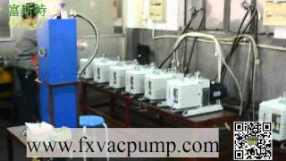 Buy Cheap Professional laboratory vacuum pump System Manufacturer in China