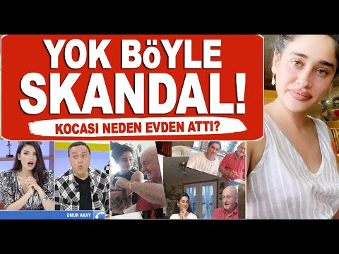 Meltem Miraloğlu skandalı farklı boyuta ulaştı!!! 80 yaşındaki kocası neden evden kovdu?