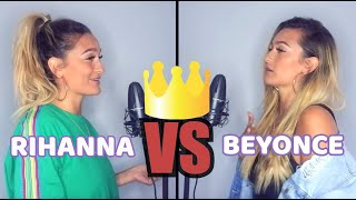 rihanna vs beyonce battle of the queens georgia box