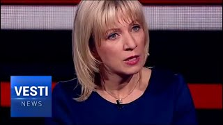 """""""We're Not Going to Participate in the Madness"""" - Zakharova Says RF Will Retaliate, But Keep it Sane"""