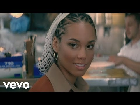 Alicia Keys  You Don't Know My Name VIDEO