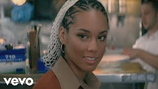 alicia keys   you dont know my name video