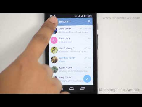 Telegram Messenger For Android - How To Setup Popup Notifications For Group Messages