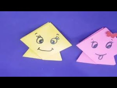 How to Make a Paper Kite | Paper Kite Origami Tutorial (very EASY) | Paper Kite Making with Paper