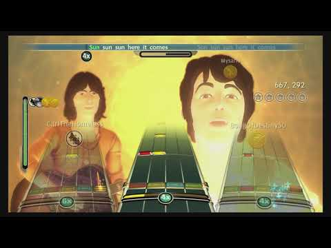 Here Comes The Sun By The Beatles Full Band FC #4581