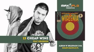 Jarecki & BRK - 13 Cheap wine ft. GrubSon (audio) prod. TrzyBit