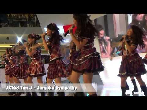 JKT48 Tim J - Juryoku Sympathy  at Honds