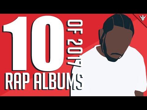 Top 10 Rap/Hip-Hop Albums of 2017