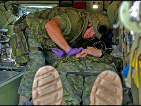 Truth Duty Valour Episode 202 - Combat Medic Competition