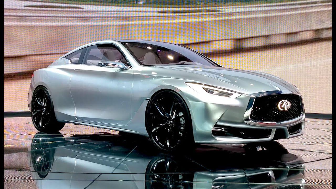 Infiniti infiniti concept car : Infiniti Q60 Concept - 2015 Detroit Auto Show - Fast Lane Daily ...