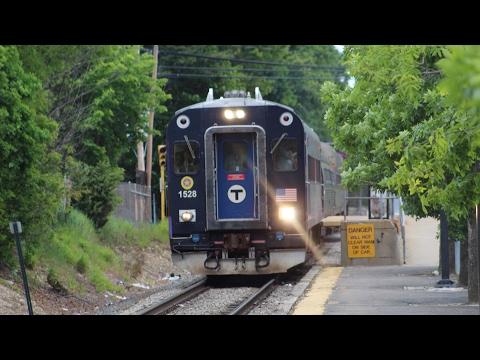 MBTA's Geometry Extra at Needham Center! 6/11/17