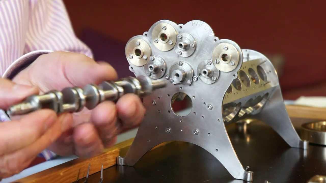 画像: Construcción de un motor W-18.Parte 8(Construction of a W-18 Engine.Part 8) www.youtube.com