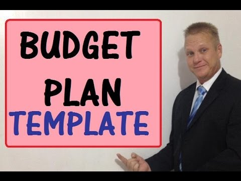 access free budget plan template for home finance youtube