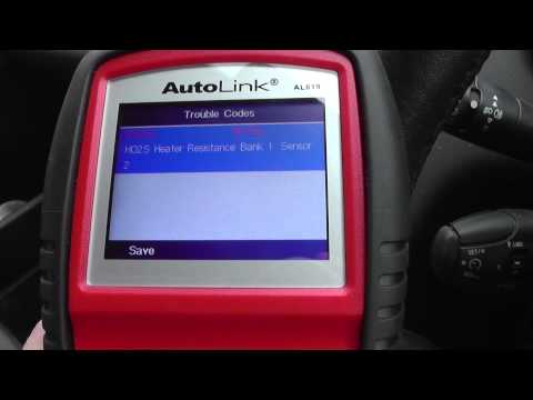 Peugeot Engine Fault Codes Diagnose P0141 P0343 P0368