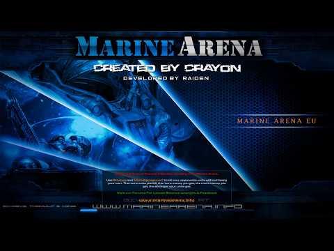 StarCraft 2-Marine Arena EU- ^OoE^ MaRiNeLaNd and Crytikal win Ffighter and IIIIIIIII