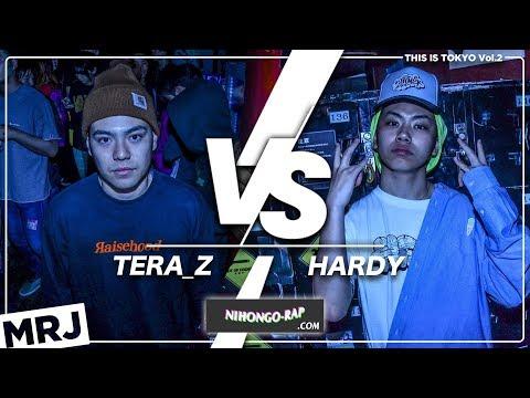 HARDY vs TERA_Z   MRJ THIS IS TOKYO vol.2