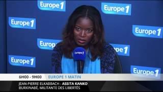 """Assita Kanko : """"On ne veut plus de ce régime"""" au Burkina Faso"""