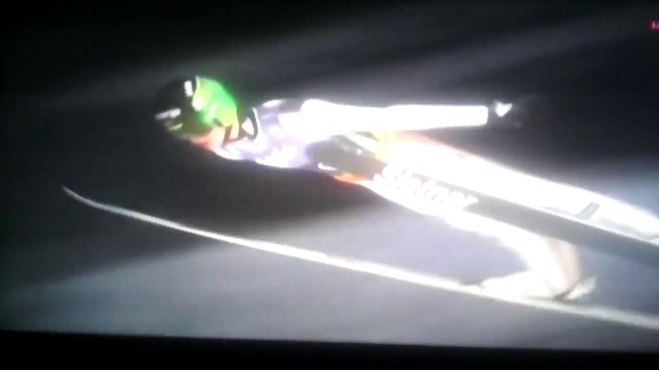 Peter Prevc 131 m liehamer kwalifikacje