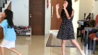 Katrina & Rafa - Kesha Tik Tok hip hop Dance