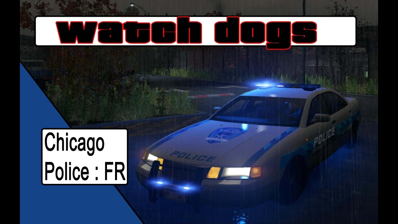 Watch Dogs Police Station