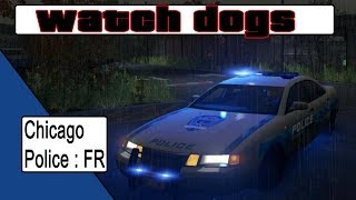 Watch dogs Chicago police first response