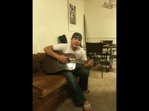 Aaron Watson shut up and dance (cover)-by kody sims