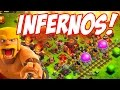 """Clash of Clans """"Troll Base Building!"""" 14,000 Gems! The Barb King Arrives!"""