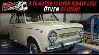 Totalcar Erőmérő: A te autód is ilyen király lesz ötven év után? [ENG SUB]