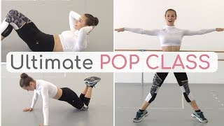 Ultimate Full POP WORKOUT CLASS to do at home