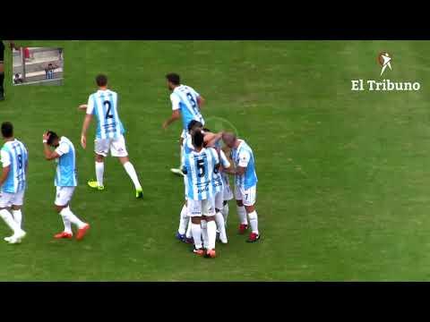 Reviví los goles del clásico entre Juventud Antoniana y Gimnasia y Tiro