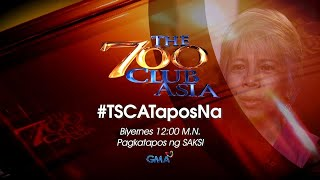 THE 700 CLUB ASIA | Tapos na - September 13, 2019