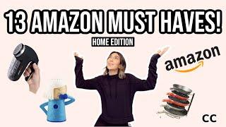 13 AMAZON [ HOME ] MUST HAVES // AMAZON HAUL