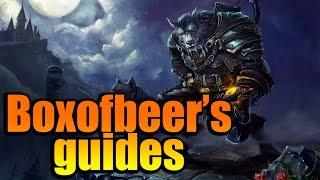 World of Warcraft Quest - Jarod's Mission