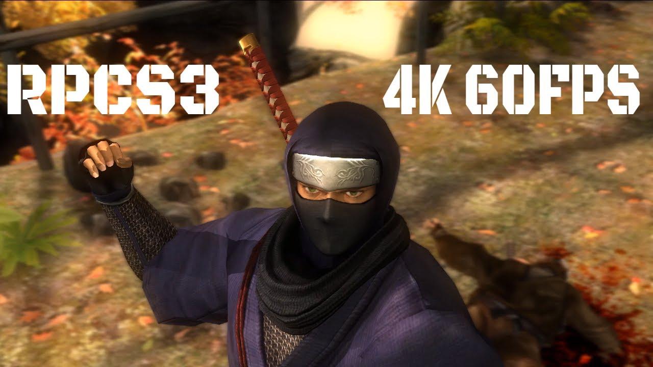 ninja gaiden 3 ps3 emulator