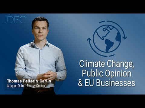 Innovation for the energy & climate transition