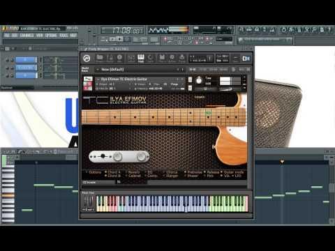 Instrumentos Virtuales | Ilya Efimov TC Electric Guitar | Clases de Produccion Musical en Lima