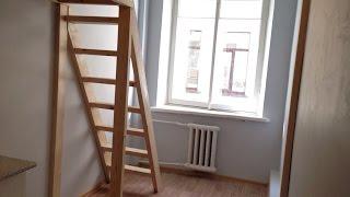Студия 17 кв.м. из комнаты в центре Санкт-Петербурга
