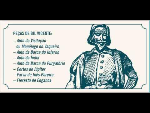 Biografia Gil Vicente Literatura E Traducao