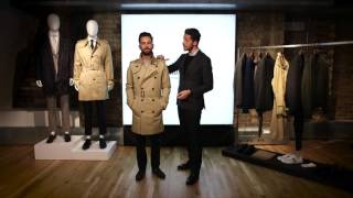 How to Understand Your Trench Featuring Matthew Zorpas