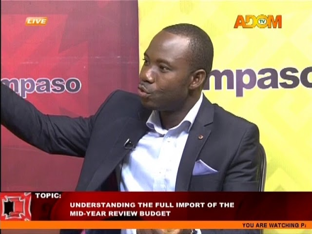 Understanding the full import of the mid-year - Pampaso on Adom TV (24-7-18)