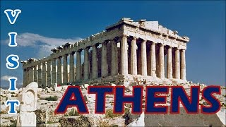 Visit Athens, Greece: Things to do in Athens – The Glorious City