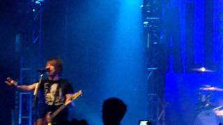 All Time Low - Lost In Stereo (Kerrang Tour - Birmingham O2 Academy 30/1/2010)
